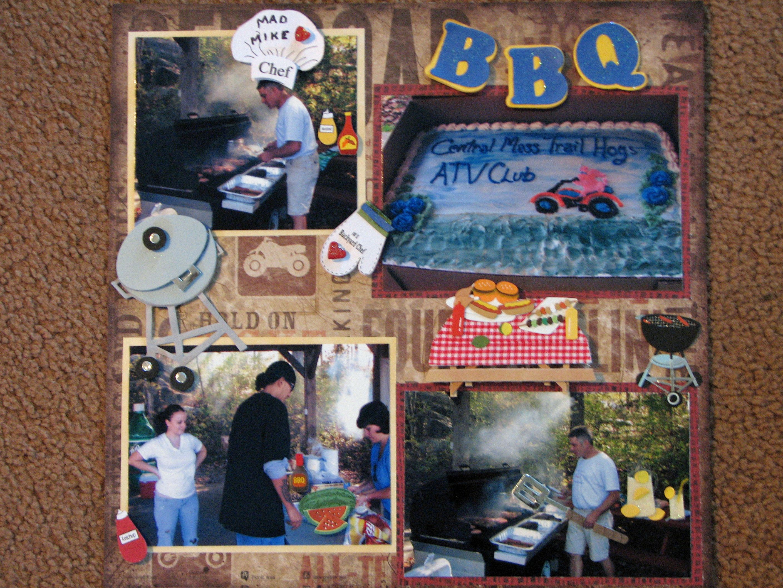 B B Q - Scrapbook.com