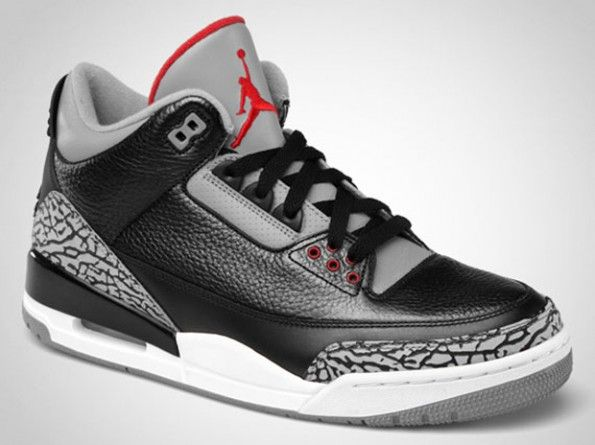 4bd801b9517267 Air Jordan 3 Black Cement
