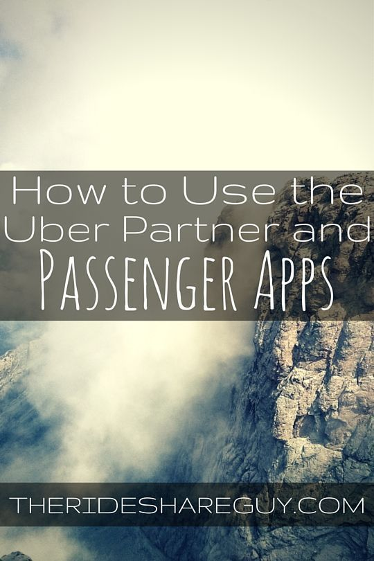 Uber Partner App How to Download & Use Uber for New