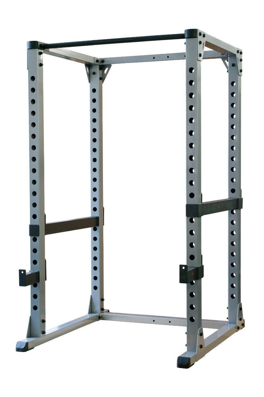 Body Solid Power Rack Home Gym Squat Rack Gpr378 New Power