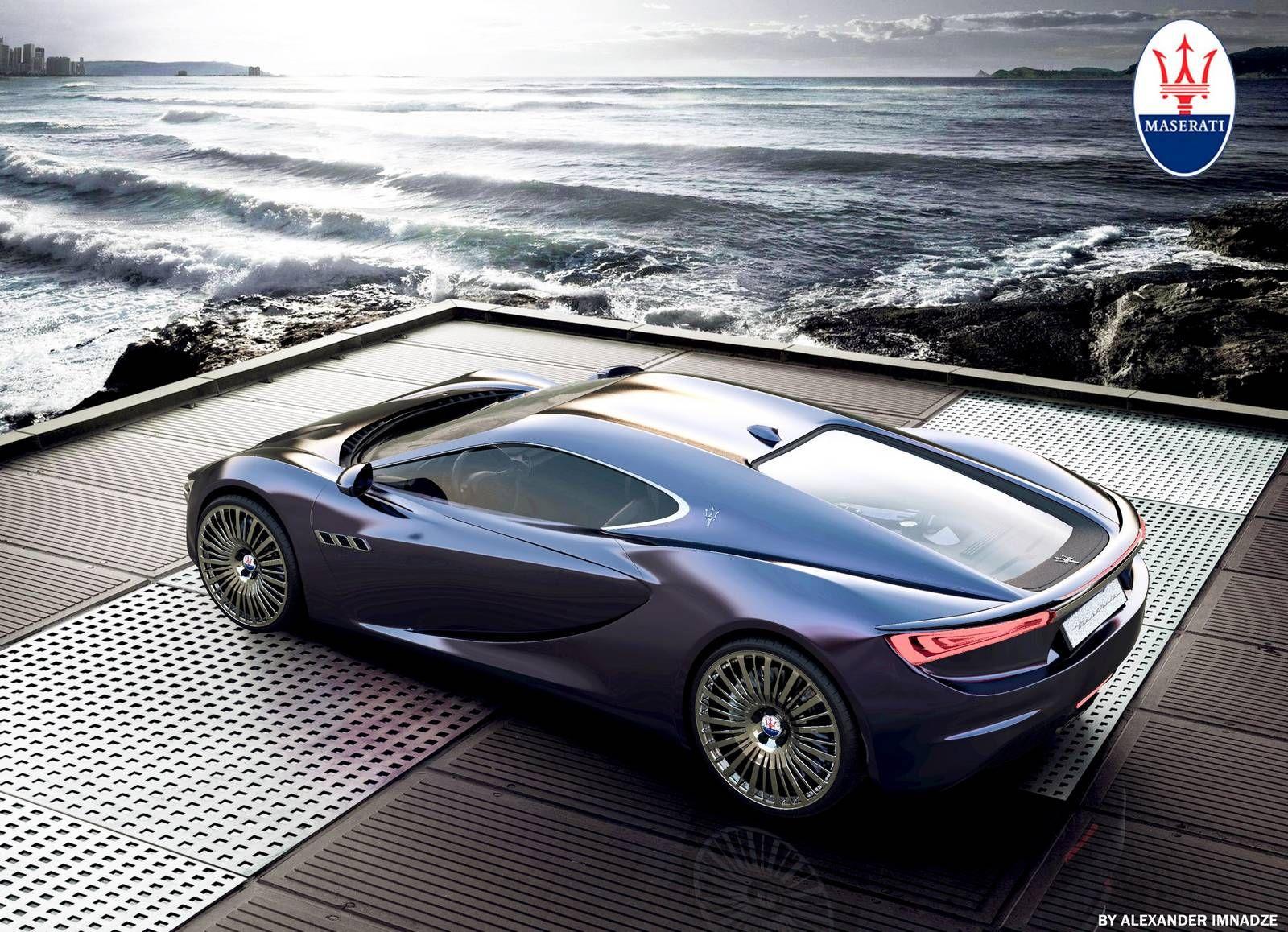 maserati-bora-concept-1 | The Concept Cars *** | Pinterest