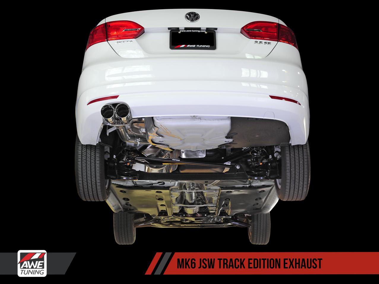AWE Tuning Mk5 Jetta, Mk6 Sportwagen 2 5L Track Edition