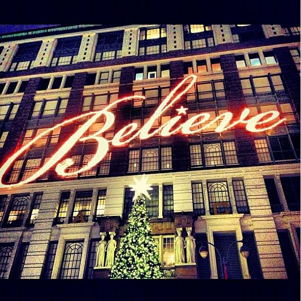 macy s new york city christmas believe 3