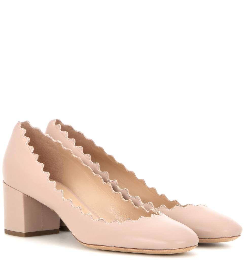 b048965ec CHLOÉ Lauren leather pumps. #chloé #shoes #pumps | Chloé | Leather ...