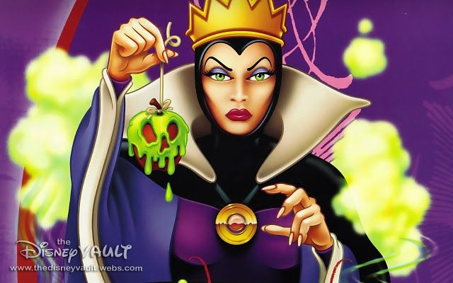 evil queen, snow white - my fav halloween costume for many years