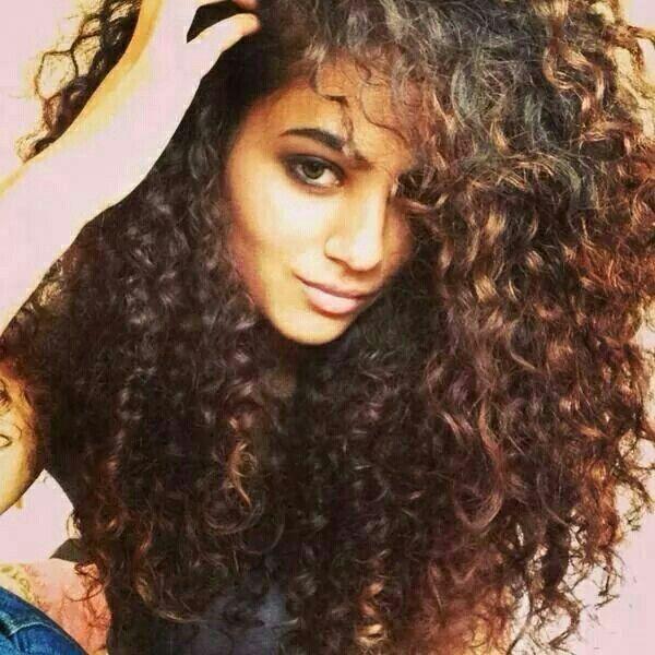 Luxury soft Curls Hairstyles