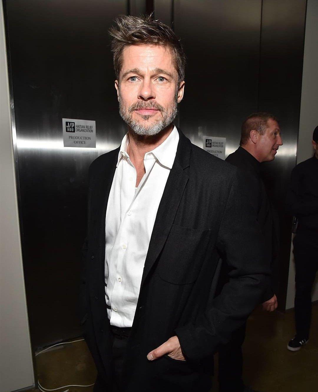 Pin by Angestics Fra on Brad Pitt in 2019