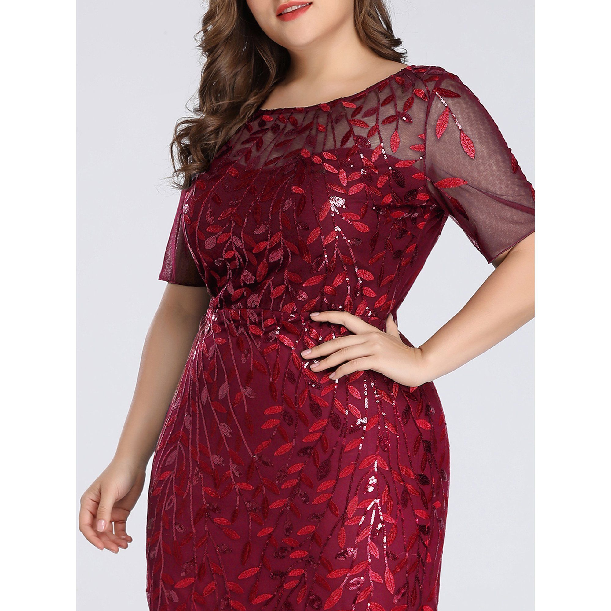 Ever Pretty Ever Pretty Womens Elegant Sequin Fishtail Long Evening Party Dresses For Women 77072 Gold Us16 Walmart Com In 2021 Mermaid Evening Dresses Elegant Party Dresses Plus Size Evening Gown [ 2000 x 2000 Pixel ]
