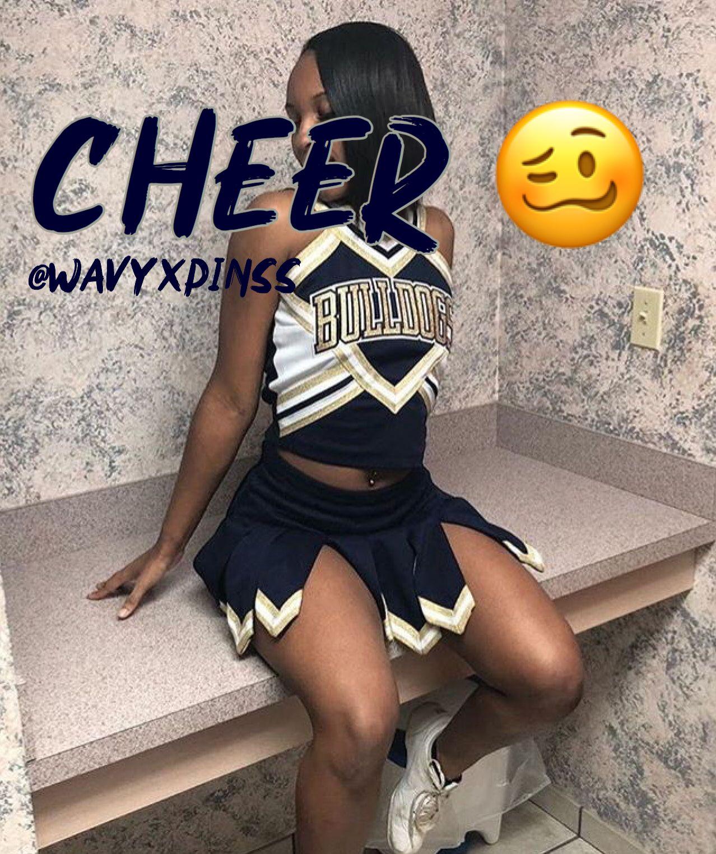 Pin by NIYAHH.B🌸 on Cheerleading   Cheer, Cheerleading ...