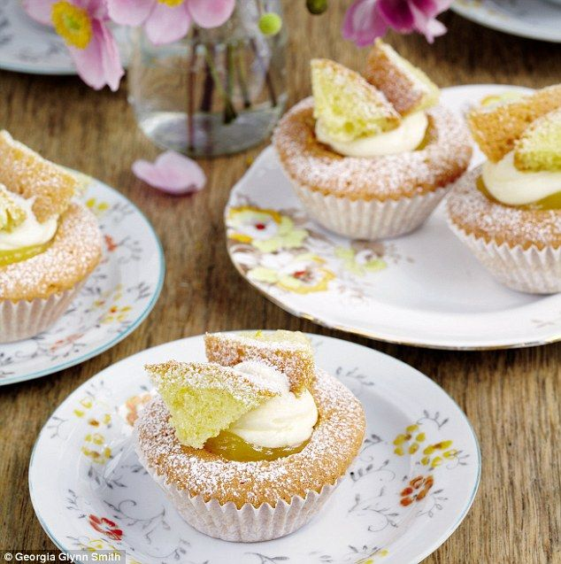 Mary Berry Cooks Orange Butterfly Cakes Mary Berry Fairy Cakes Butterfly Cakes Mary Berry Orange Butterfly Cakes