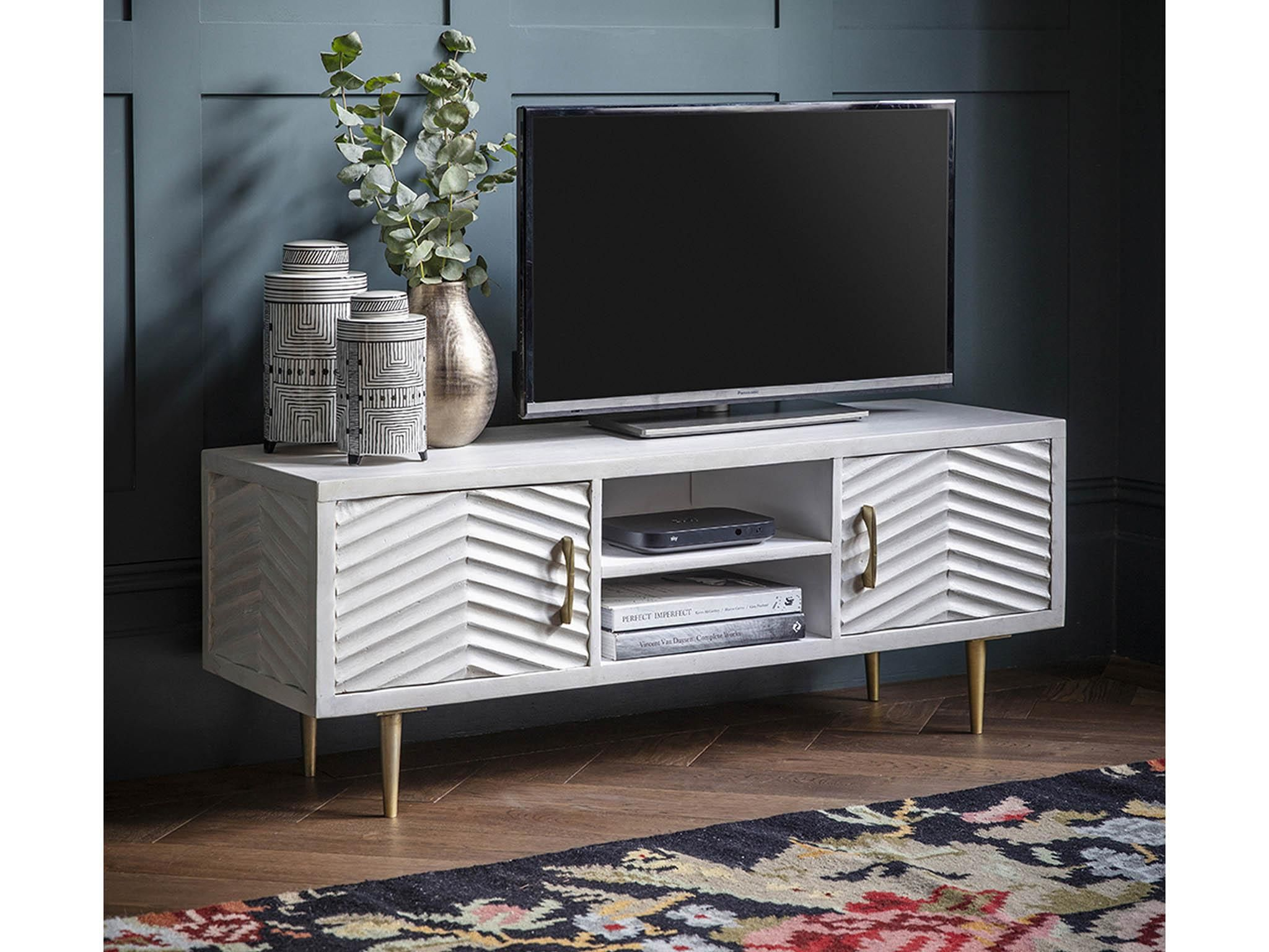 Awesome Walnut Tv Stands For Flat Screens In 2020