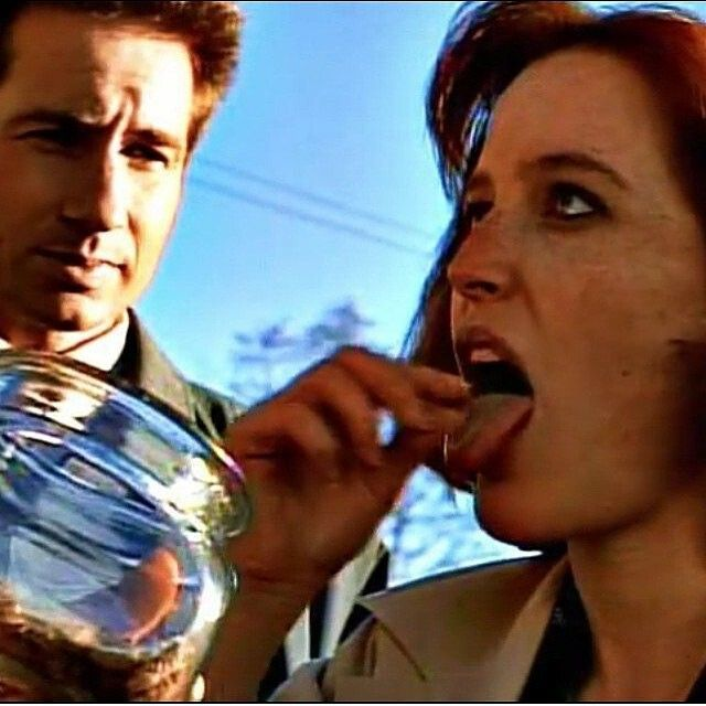 """Mulder & Scully 