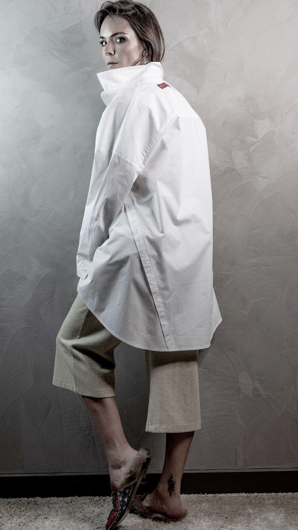 Рубашка-трансформер в 2020 г | Рубашка, Широкие штаны, Стиль