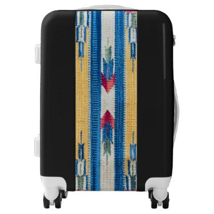 Fresh Indian pattern luggage luggage suitcase suitcases bags trunk Picture - Modern trunk luggage Simple Elegant