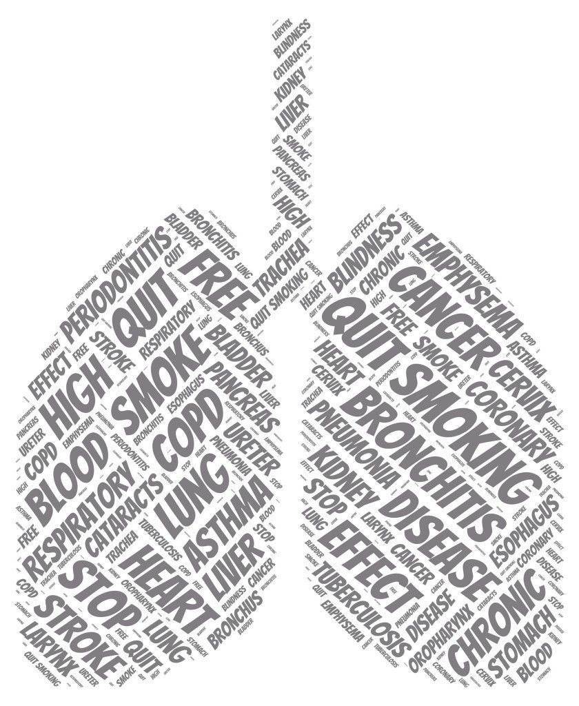 Smoking Lung: Does Iron Play a Role in COPD? | One Health