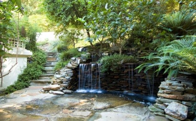 Brunnen Selber Bauen , Wasserfall Im Garten Selber Bauen 99 Ideen Wie Sie Harmonie