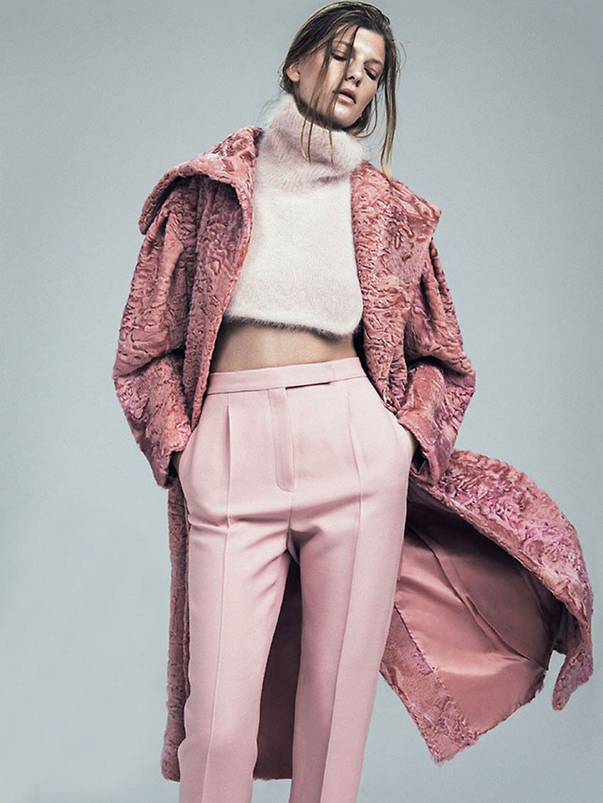 Soft pinks are currently stealing the centre stage (image: oraclefox)