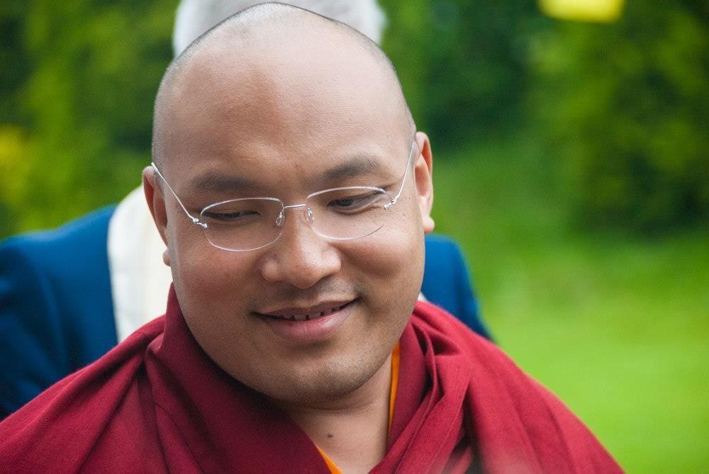 17th Gyalwang Karmapa Ogyen Trinley Dorje