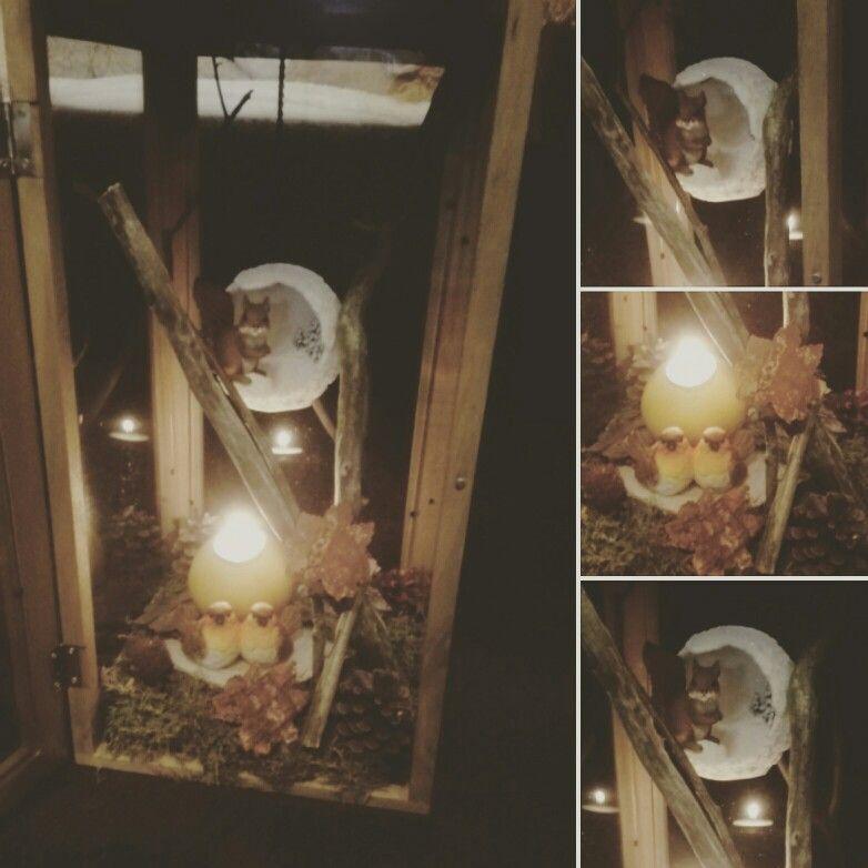 Fall/autumn decor