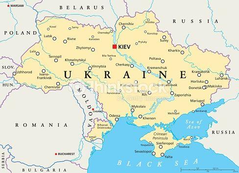 Znalezione obrazy dla zapytania political map of Russia maps