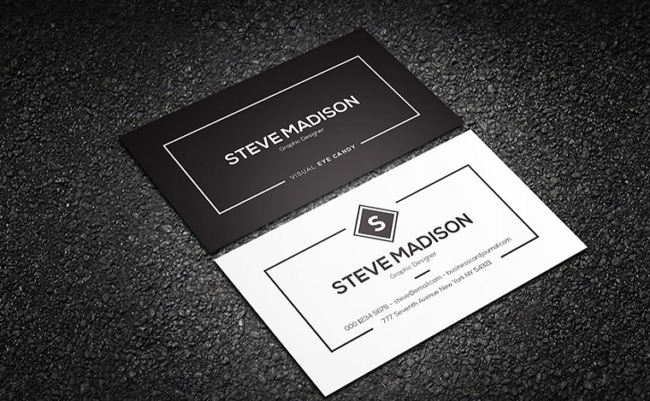 20 Attractive Free Business Card Templates Business Cards Creative Templates Business Cards Creative Free Business Card Templates