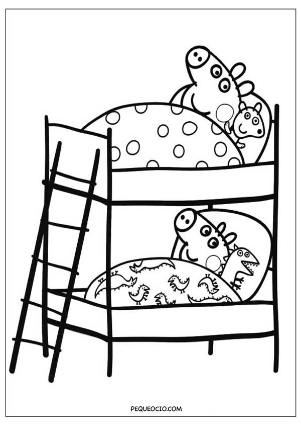 Dibujos De Peppa Pig Para Colorear Pequeocio Dibujo De Peppa Pig Peppa Pig Para Colorear Dibujos Peppa