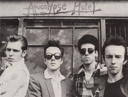 The Clash at the end of the world.