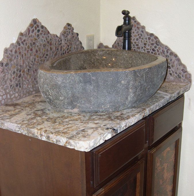 17 Best images about Bathroom-Backsplashes on Pinterest | Mosaic ...