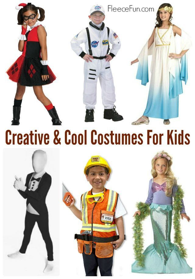 Halloween Costumes Kids Unique