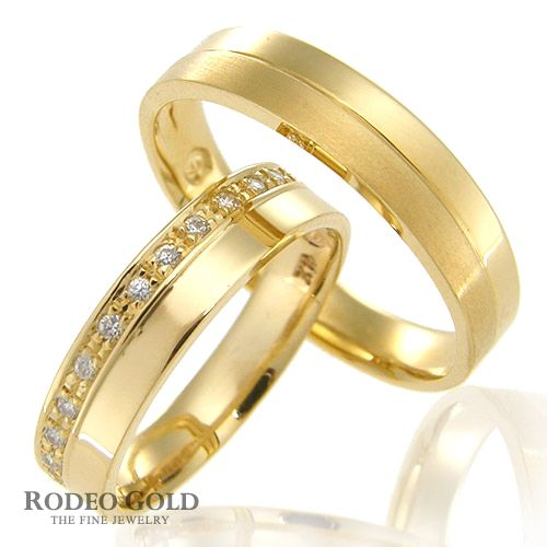 Her King And His Queen Gold Couples Rings Vintage Gold