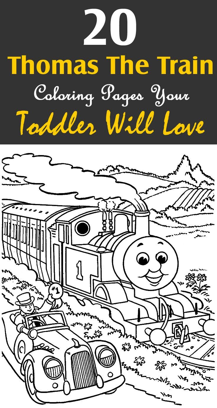 Top free printable thomas the train coloring pages online