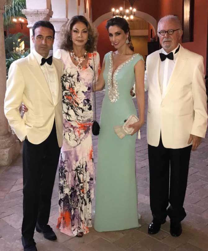 Vestidos para matrimonio de noche en cartagena