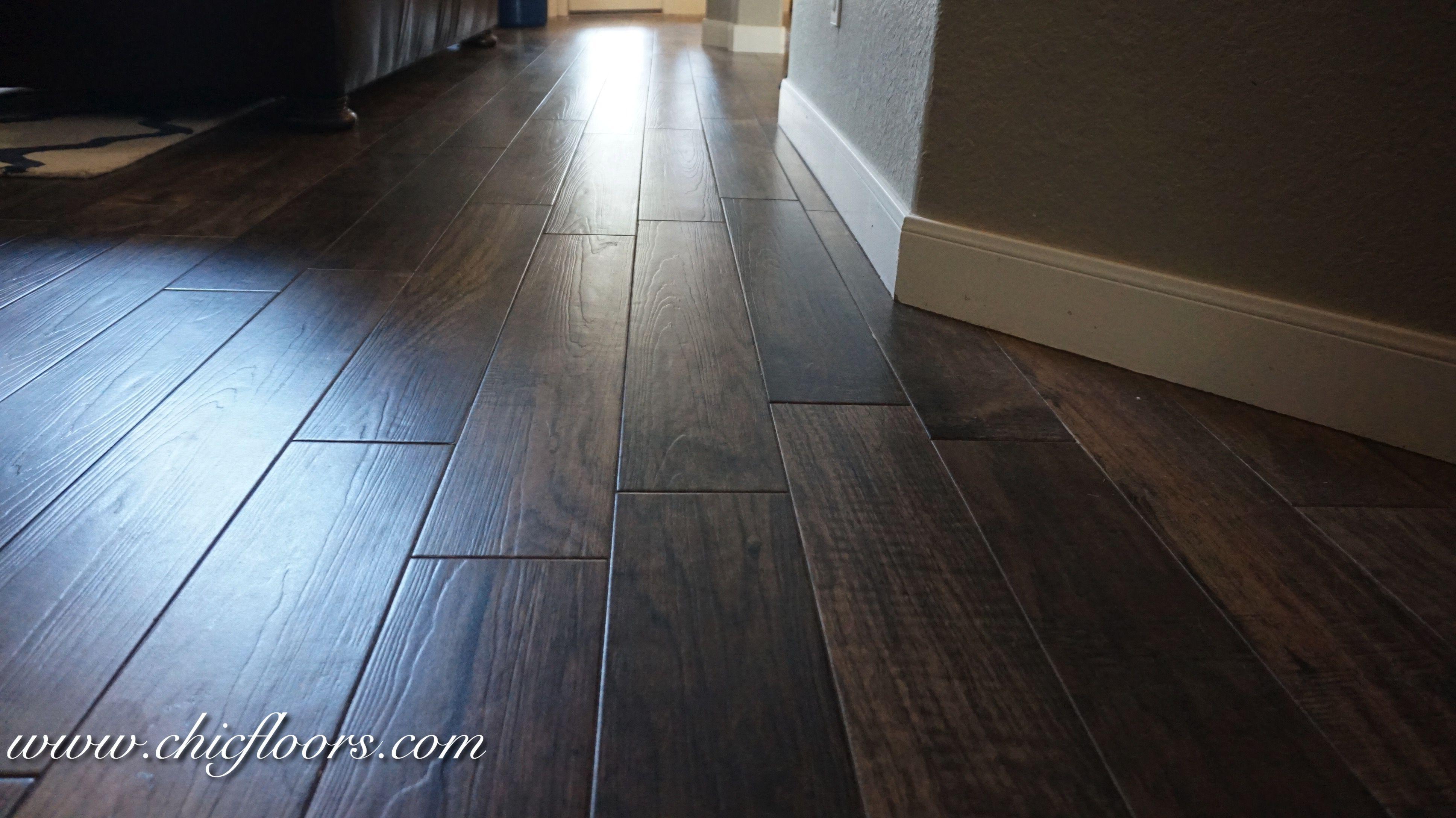 Beautiful Wood Look Tile By Shaw Hacienda Color Walnut Vinyl Flooring Lifeproof Vinyl Flooring Flooring