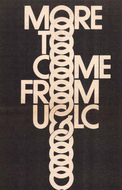 U Lc Magazine Back Issue Pdf S Typography Magazine Typography