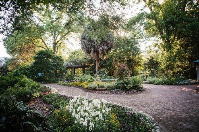 Botanic Garden At Georgia Southern University In Statesboro Georgia Georgia Gardens