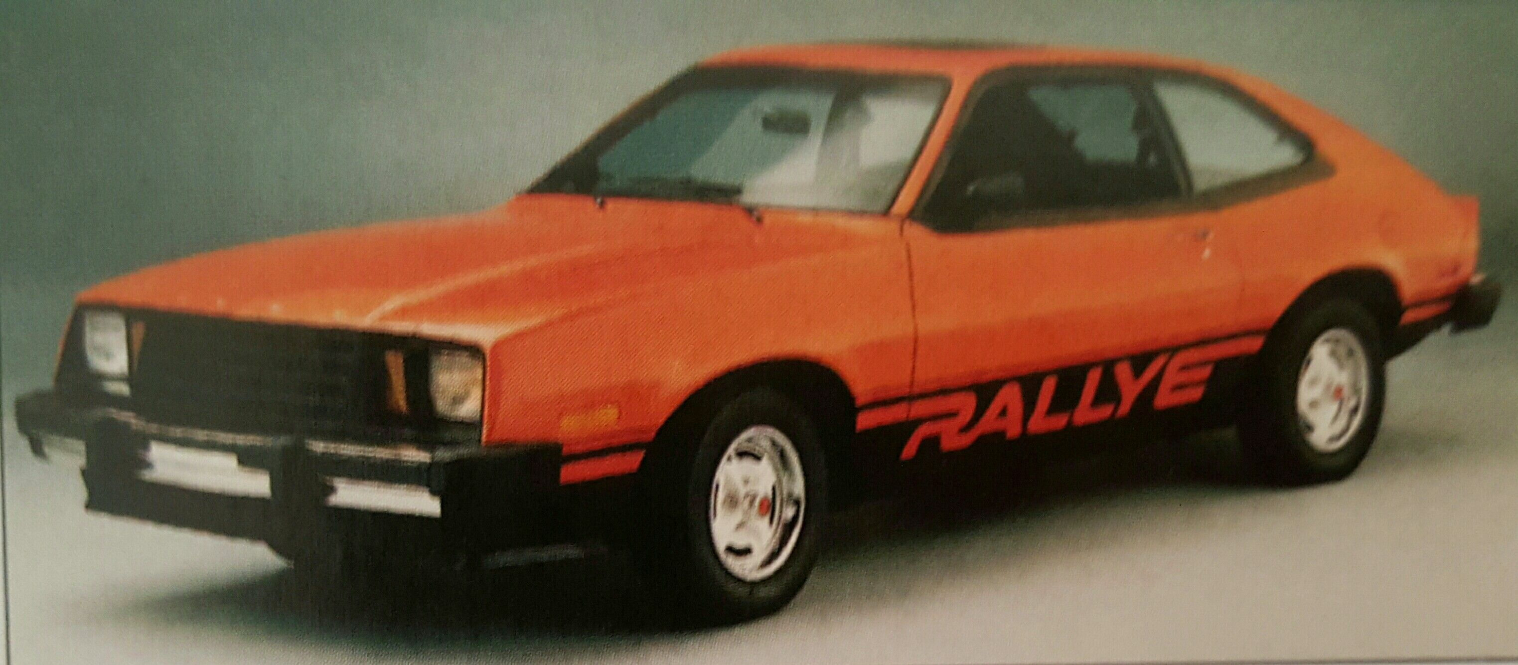 1979 Ford Pinto Rallye Driver Collectors Pinterest