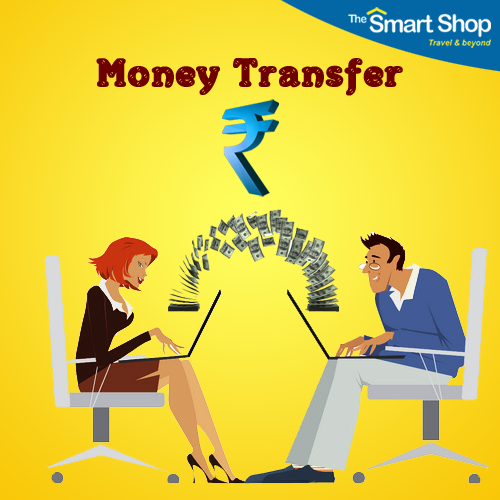 Money Transfer Service Through Thesmart Outlets It Is The Best Way To Your Any Bank Account Anywhere At Time In India