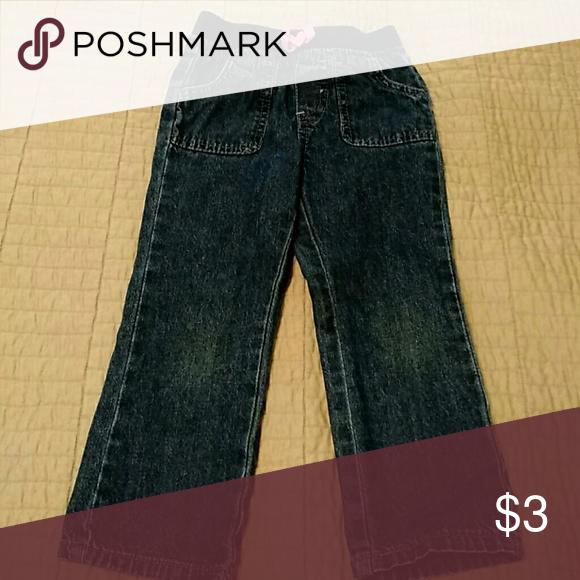 3t jeans. Good condition elastic waist Bottoms Jeans