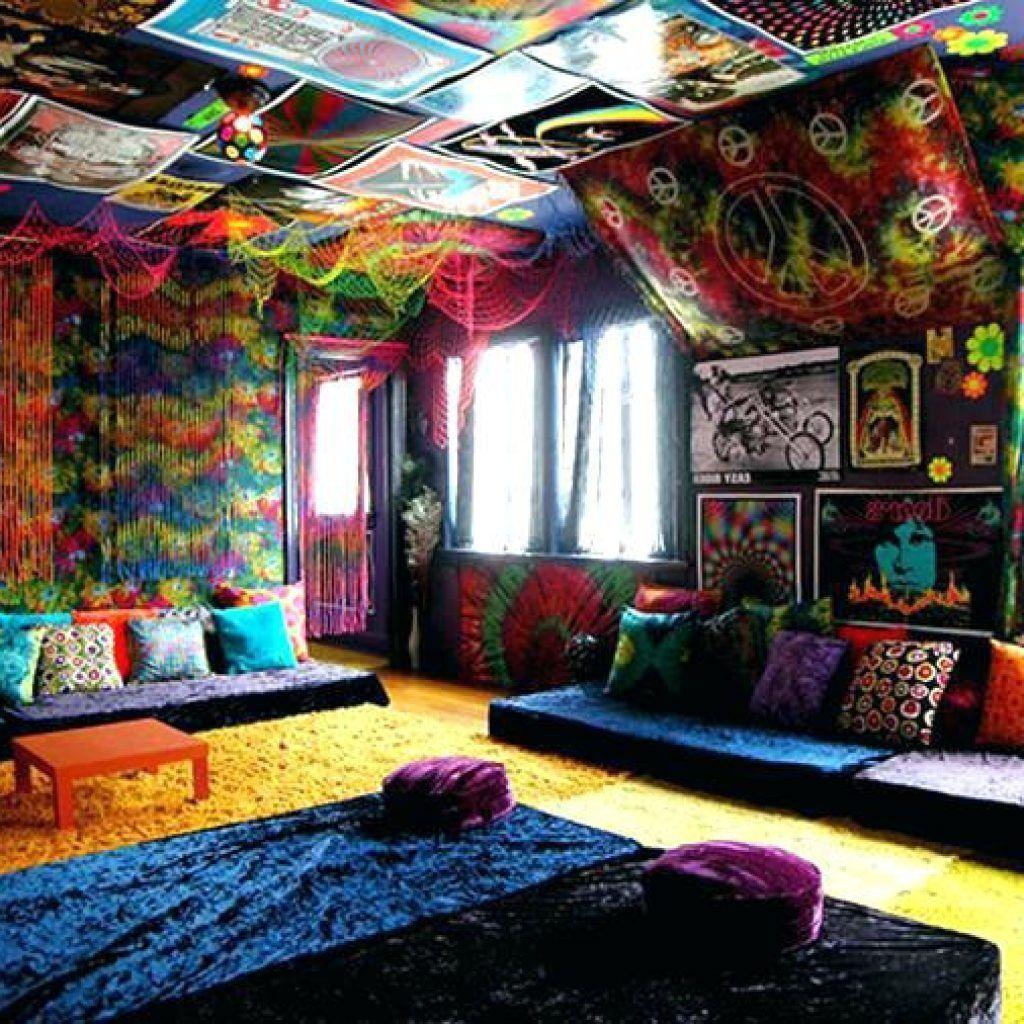 25+ BOHO STYLE HOME DECOR IDEAS | Hippie home decor ...