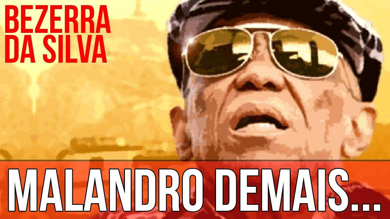 Bezerra Da Silva Malandro Demais Vira Bicho Bezerro Olodum