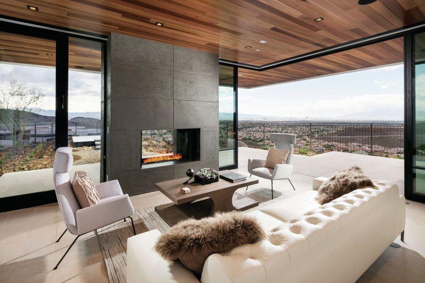 Resort Like Home Enjoys Sweeping Vegas Views