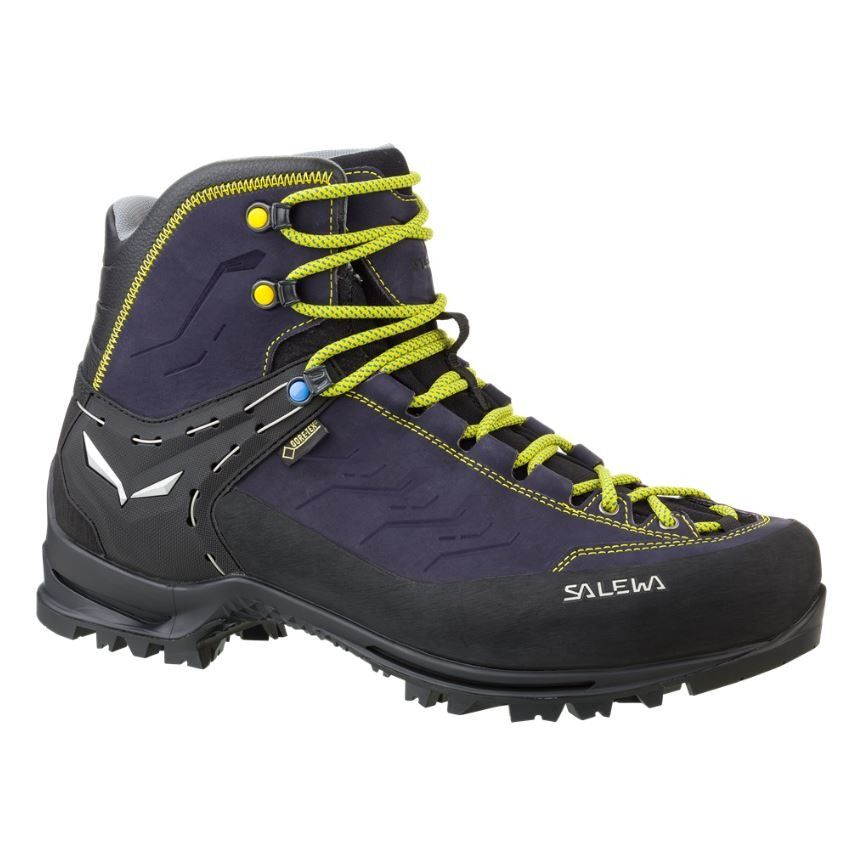 Buty Salewa Ms Rapace Gtx 0960 Night Black Kamille Backpacking Boots Boots Men Boots