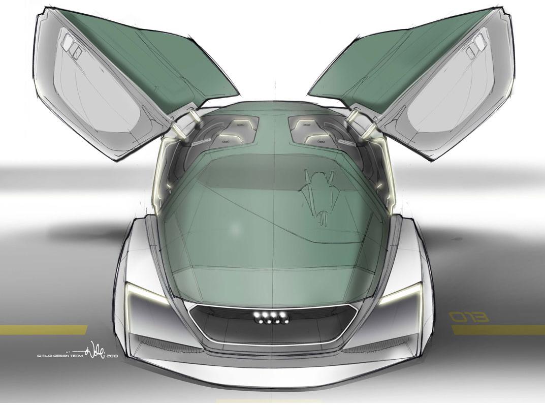 Audi virtual