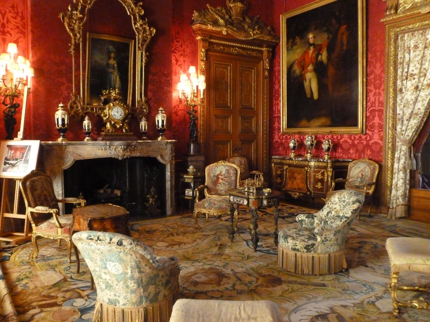 Best Of Country House Interior Design