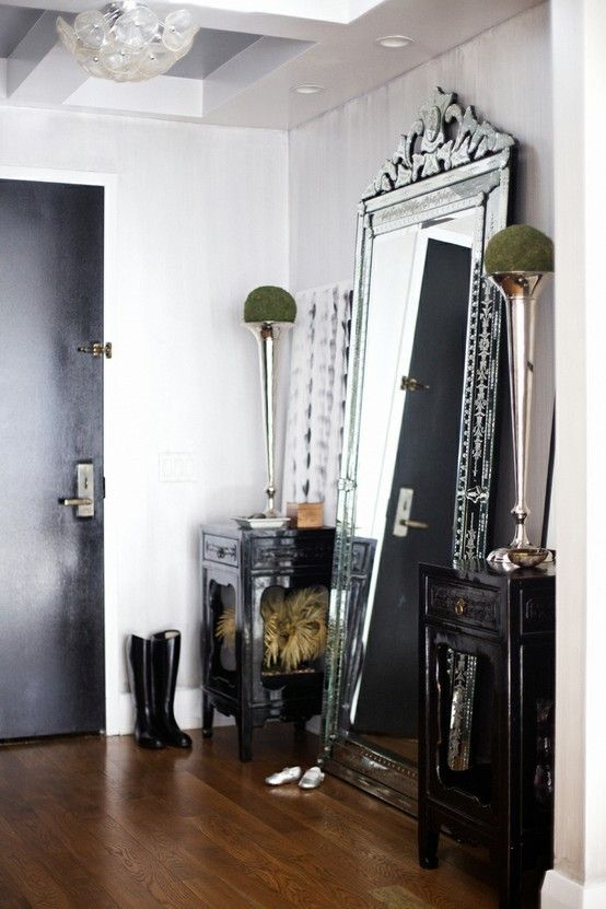 Luxury Large Hallway Mirror