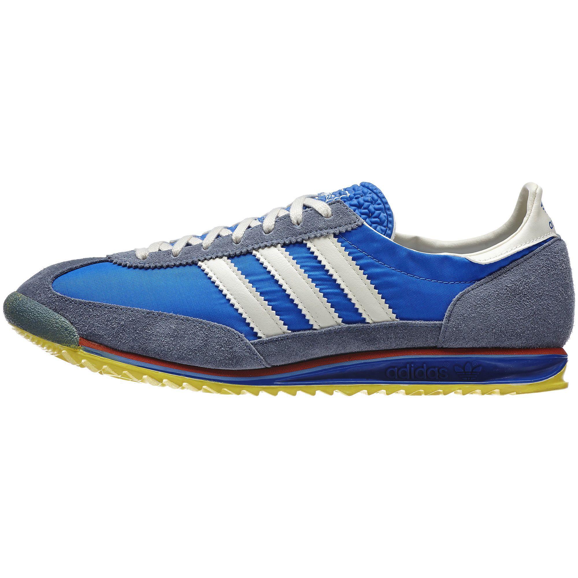 zapatilla vintage SL 72 Azul adidas | adidas España