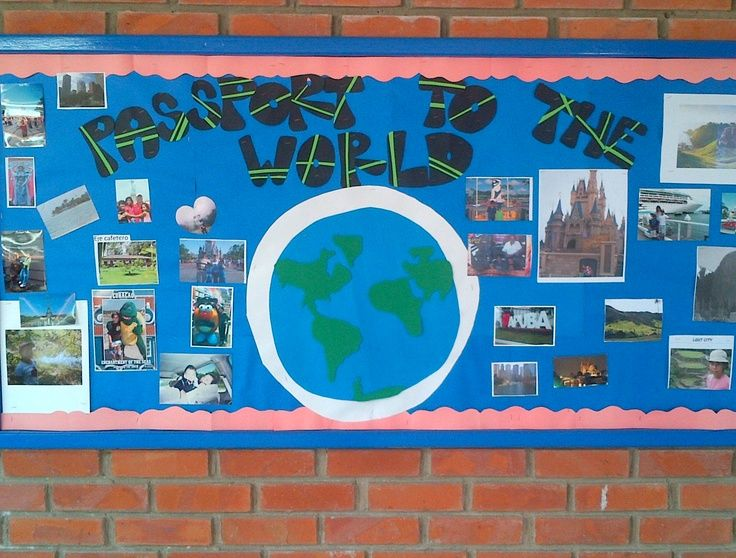 Social Studies Classroom Door Decorations ~ Geography bulletin board ideas middle school google
