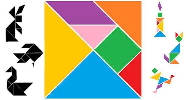 tangram kinder malvorlagen youtube