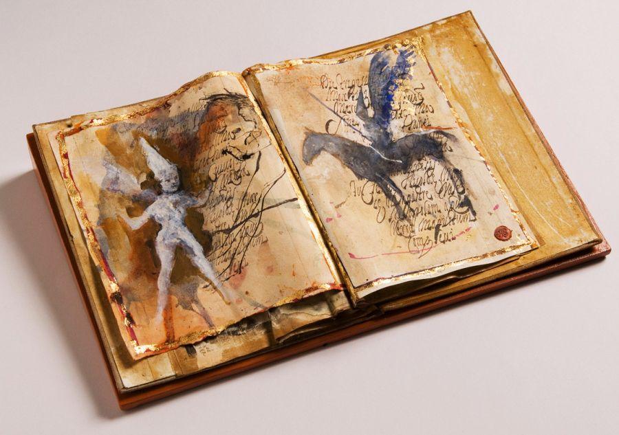 Risultati immagini per libro d'artista