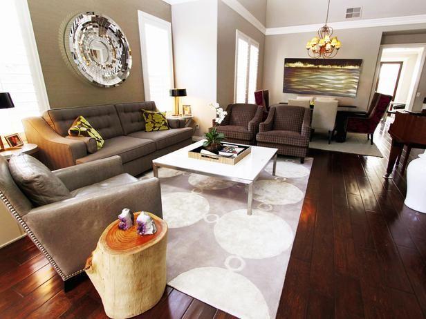 Transitional living room | Ego | Pinterest | Living rooms, Room ...